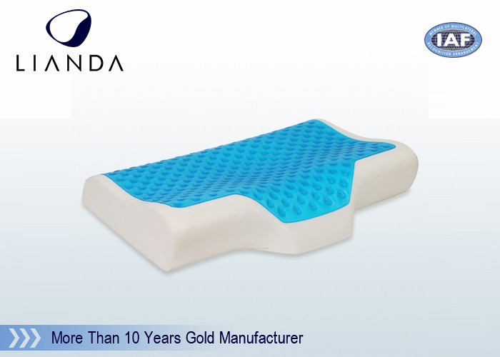 Memory Foam Hydraluxe Cooling Pillow