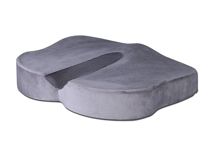 Orthopedic Coccyx Silicone Memory Foam Gel Seat Cushion Multi Function Sciatica Relief