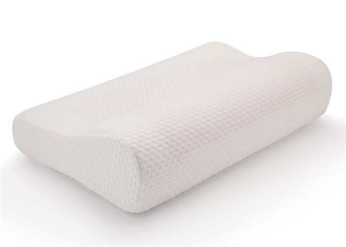 Memory Foam Pillows Cotton Side Sleepers Bed Cooling Silica Pillow